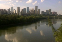 "There's no Place Like Home / My ""home town"" Edmonton, Alberta, Canada"