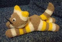 výrobky z ponožek