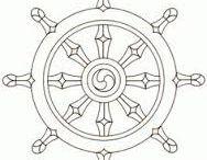 Dharmaweel tattoo