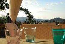 Il Ristorante Romantico / Il ristorante romantico Taverna di Bibbiano è una piccola gemma incastonata in uno scenario straordinario con vista sulla magnifica campagna Toscana e sulle torri medievali di San Gimignano. Ha una romantica sala interna ed un delizioso dehors romantico e panoramico circondato da fiori. Il ristorante romantico Taverna di Bibbiano si trova a 20 minuti da San Gimignano e Colle di Val d'Elsa, a 30 minuti da Siena, a 45 minuti da Firenze. Tel 0577 959164 - Email: Info@tavernadibibbiano.it