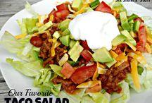 Sides and Salads / by Melanie Bestwick
