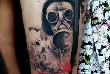 Tatuagens de caveira