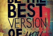 Being The Best Version of Yourself