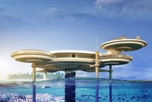 Out-Of-This-World Water Discus Hotel