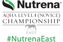 SmartPak West and Nutrena East AQHA Level 1 (Novice) Championships / On this board you'll find all kinds of great stories about the SmartPak West and Nutrena East AQHA Level 1 (Novice) Championships. Check here for patterns, information, and more! / by American Quarter Horse Association (AQHA)