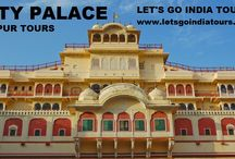 10 interesting facts on City Palace, Jaipur / City Palace Jaipur makes it on to everyone's list of places to visit in Jaipur for good reason. Not only is it located right in the middle of the Old City, it is a beautiful and well preserved attraction that can be seen in a few short hours. If you're heading to Jaipur and are planning to visit City Palace Jaipur,  http://letsgoindiatours.blogspot.in/2015/12/10-interesting-facts-about-city-palace.html