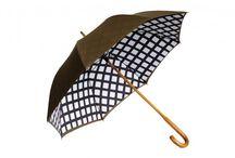 Kamarádi do deště / Krásné deštníky pro ženy v moderna, vintage a retro stylu.