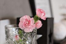 Pink flowers / http://anttushomeblogi.blogspot.fi/2015/05/herkkaa-ja-kaunista.html?m=1
