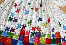 Knit and Crochet Blankets and Afghans / Knit and Crochet Blankets and Afghans