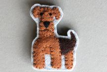 Fox Terrier - Вельштерьеры и др.
