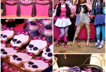 PARTY THEME - Monster High