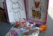 Reizen met kids / by Lisette