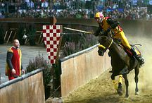 Tuscany events / a few of the major events in tuscany - all easily accessible from Villa Tina