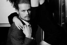The Chemistry of Sam and Caitriona