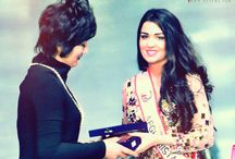 Miss Afghanistan / miss Afghanistan Bahari ibaadat has represented Afghanistan in South Korea as the first Afghan female to enter the pageant and become one of the top seven. She was awarded the Best Fashion award and will be returning back to Miss Asia Super Talent of the world as the ambassador.