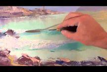 lezioni pittura