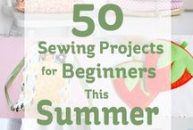 Beat the heat! Summer sewing!