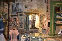 Tiendas decoradas con muebles recuperados - Decorated with recovered furniture stores / Dale a tu negocio un toque vintage con muebles recuperados