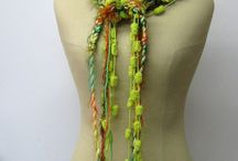 Needles and thread, hooks and yarn / by Debbie S