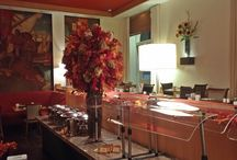 Corporate Flowers and Decor / Flower arrangements for hotel / office lobby, room service, gardening, plantscapes, Holiday design