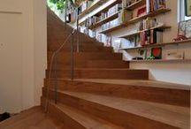 お洒落な階段