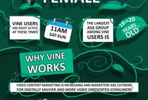 Social Media & Marketing Infographics / by Craft Beer Time