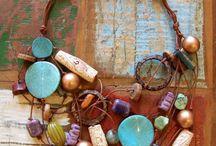 Art(Adornment) / Fine crafts, originals of all sorts.