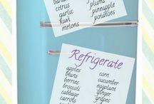 Freeze 2savefood / Een goed gebruik van de koelkast kan veel voedselverlies voorkomen. Door de koude-keten te optimaliseren blijft de voeding in geopende en ongeopende verpakkingen langer vers en gaat minder voedsel verloren.