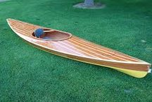 Wood Kayak CA