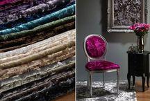 Upholstery / Upholstery fabrics & inspiration