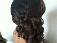 Bridal Hair / by Eden Esters