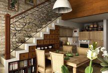 house ideas / usefull storage