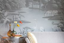 Tapeten / Wallcoverings