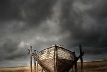 Abandoned Boats / Ideas and inspiration