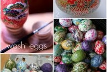 Washi Eggs / by Madeline Zwikelmaier