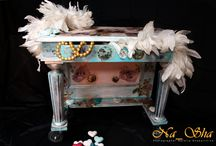 По следам эпохи Романтизма... / Уникальная ручная работа, выполнена в стиле романтизма талантливым и не безызвестным художником-дизайнером Татьяной Чепель.