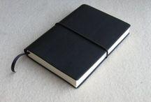 Black / Ciak notebooks.