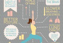 Nameste / Yoga && peace
