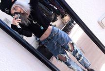 Goth wardrobe