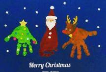クリスマス製作