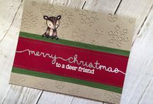 products: Lawn Fawn- Toboggan Together