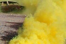 yellow;