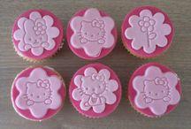 Mijn cupcakes