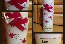 Rollimami's Kerzen / Kerzen für verschiedene Anlässe