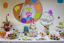 arta și petrecere