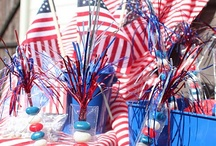 Patriotic 4th Of July / by Traci Reinhart August