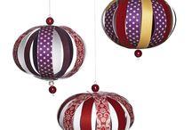 papper decorations