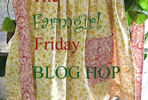 FARMGIRL FRIDAY KITCHEN /  Dip into The Farmgirl Friday Recipe Box  box when you're looking for an old fashioned favorite or a home cooked meal made from scratch with love.