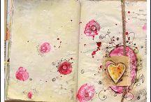 Inspiration Mixed média & Art Journal