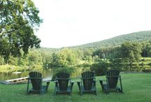 The Grounds at Willow Lake Farms Vacation Rentals /  Nestled in the Taconic Mountains near Fishkill New York, Willow Lake Farms vacation rentals provide an opportunity to relax, fish, hike, and boat on a private estate with a 5 acre lake. The 100 acre property has four furnished cottages available for vacation rental. The locale is conveniently situated in the Hudson Valley with easy access to well known shopping, restaurants, special interest and historical sites.